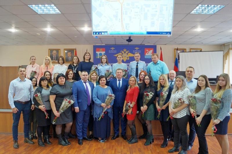 Сотрудники подразделения дознания Мытищ отметили профессиональный праздник