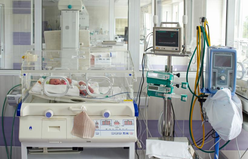 Младенческая смертность снизилась почти вдвое в Московской области