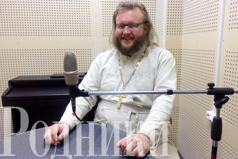 Откуда приходит радость в Рождественский пост: священник Дионисий Соколов в программе «Обретение»
