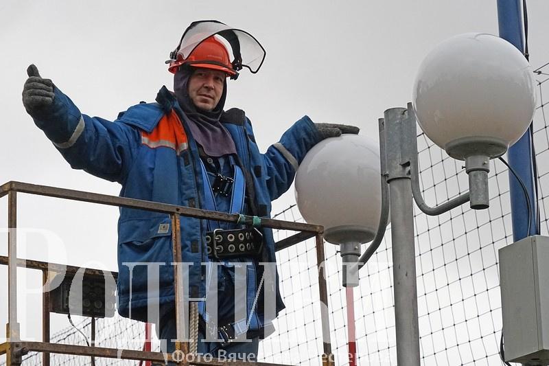 С начала года в Мытищах поступило 98 сигналов от жителей о неработающих фонарях