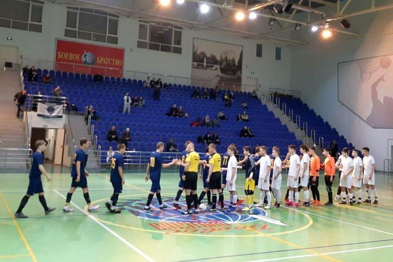 Воспитанники школы «ЦДЮС» приняли участие в первенстве Московской области по мини-футболу