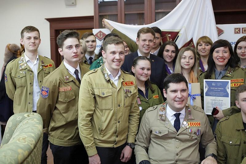Представители отрядов «Центросоюза» обсудили роль движения в формировании лидерских качеств студентов