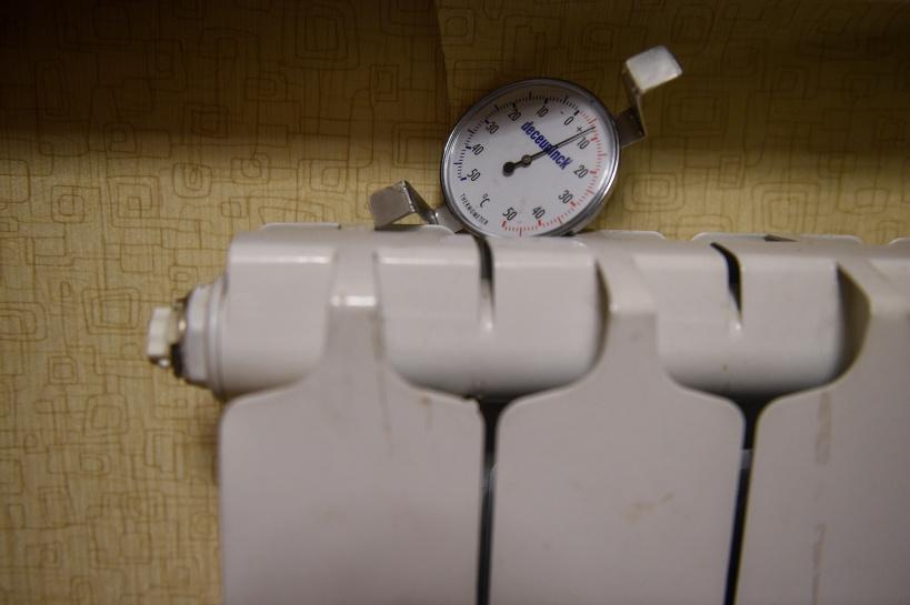 Сотрудники Госжилинспекции проконтролировали устранение проблем с отоплением в домах Мытищ