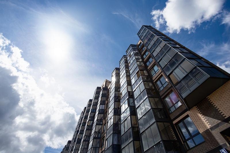 Порядка 253 тысячи кв. метров жилья ввели в эксплуатацию в Мытищах с начала года