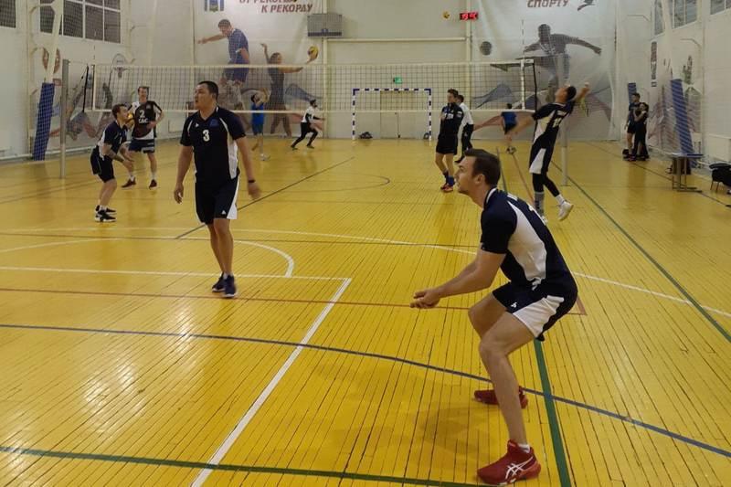 Игры в рамках Чемпионата городского округа Мытищи по волейболу прошли в ФОК «Дружба»