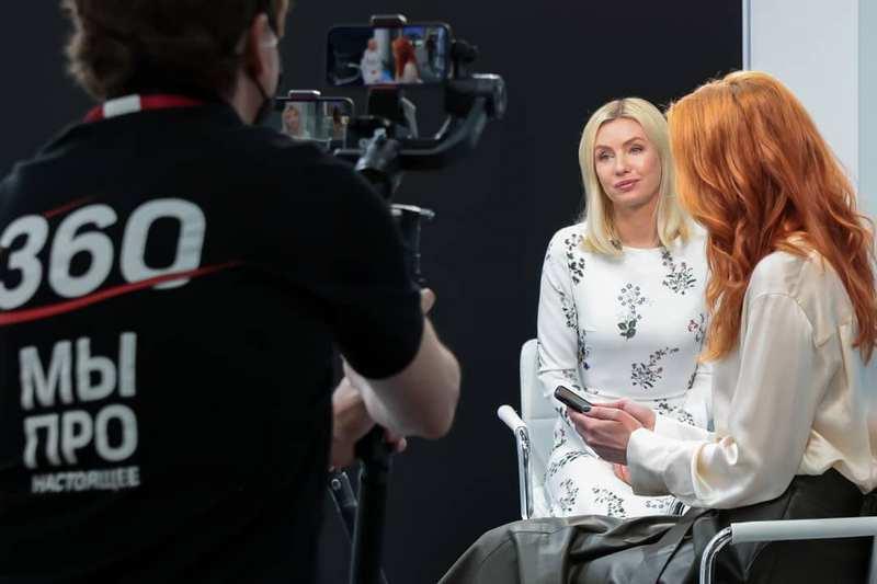 Премию «Медиана» представили на Петербургском международном экономическом форуме